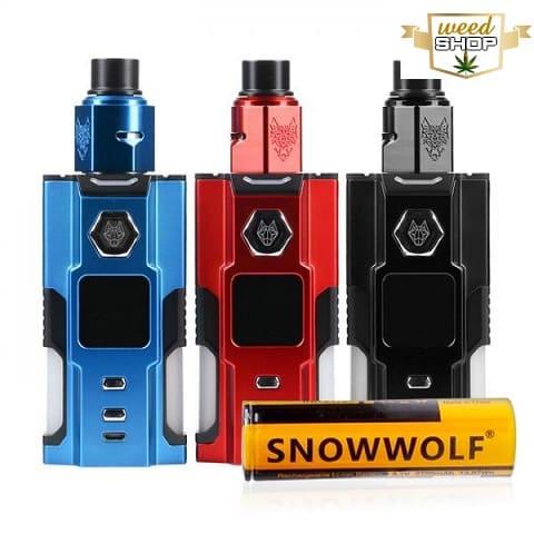 SnowWolf VFeng