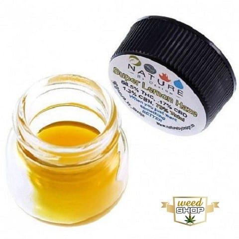 Super Lemon Haze Oil